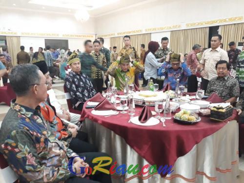 18 Kepala Daerah se-Indonesia Berkumpul di Riau Bahas DBH Kelapa Sawit