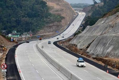 Tol Padang-Pekanbaru Miliki Terowongan 8,95 Kilometer, di Sini Lokasinya