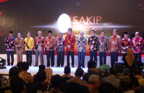 Masih Terbaik di Riau, Pemkab Siak Kembali Terima LHE SAKIP Predikat B