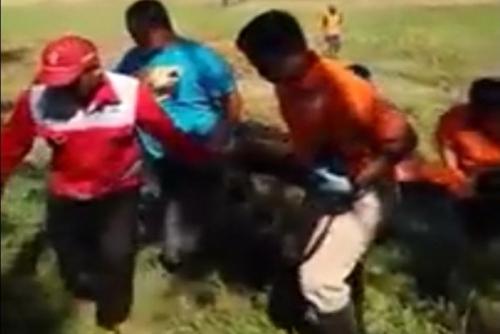 Sumudi Tega Tebaskan Parang ke Leher Ibu Kandung Gara-gara Permintaannya Ditolak