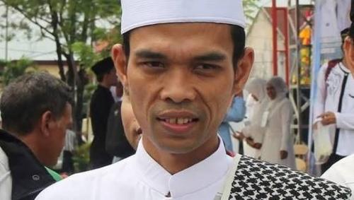 Ustaz Abdul Somad Dinobatkan Sebagai Tokoh Perubahan