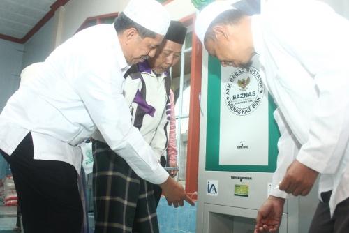 Gerakan Sedekah Waktu Subuh Digalakan di Kabupaten Siak