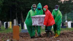Ditolak Warga, Lokasi Makam Perawat Covid-19 Terpaksa Dipindah, Padahal Sudah Digali