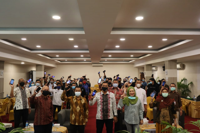 PHRI Apresiasi Pelaksanaan Uji Kompetensi oleh LSP Maestro di Hotel Mutiara Merdeka