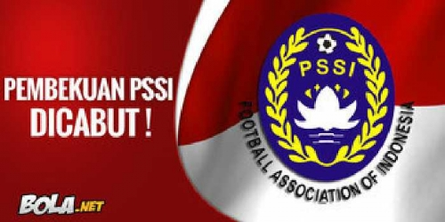 Akhirnya Pembekuan PSSI Resmi Dicabut, Menpora: SK Sudah Saya Tandatangani