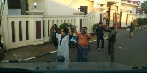 155 Napi Teroris Menyerah, Semua Dipindahkan ke Lapas Nusakambangan