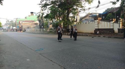 Suara Ledakan dan Tembakan Terdengar di Mako Brimob Kamis Pagi