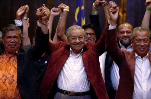 Mahathir: Negara yang Bertanggung Jawab Harus Kurangi Pinjaman atau Menjadi Kambing Hitam