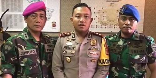 Setelah Sebut Akan Gulung Kopassus dan Marinir, Kapolres Karawang Minta Maaf ke Pimpinan TNI, Videonya Viral
