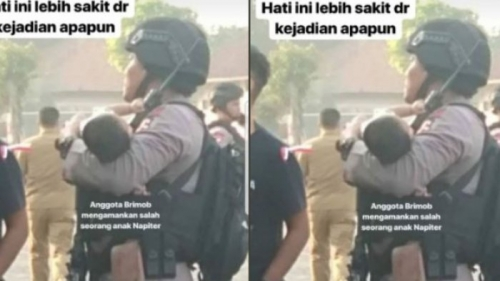Bayi Usia 4 Hari Ikut Terjebak dalam Kerusuhan Maut di Mako Brimob, Kok Bisa?