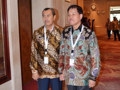 Musrenbangnas 2019 Sejalan dengan Program Gubernur Riau Syamsuar