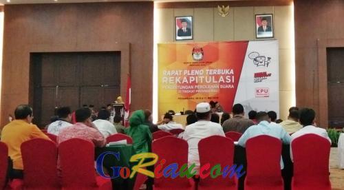 Untuk Percepatan Rekapitulasi Suara, KPU Riau Berencana Turun ke Mandau