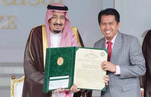 Ilmuan Indonesia Dipercaya Bangun Industri Halal di Saudi Arabia