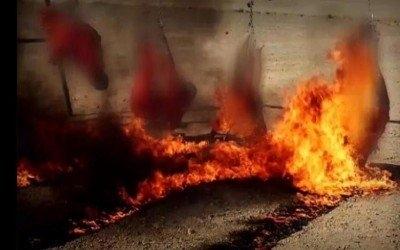 Setelah Membunuh Putrinya Dengan Cara Membakar Pakai Bensin,  Ibu Ini Berteriak Bangga di Jalan Ramai
