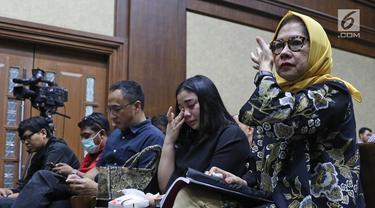 Mantan Dirut Pertamina Karen Agustiawan Divonis 8 Tahun Penjara dan Denda Rp1 Miliar