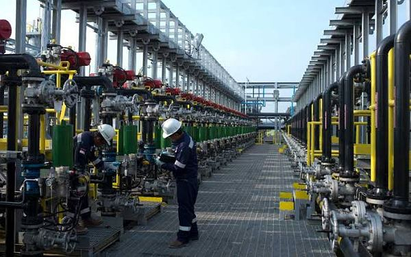 Pertamina Sambut Bergabungnya 2.757 Pekerja Chevron Pacific Indonesia