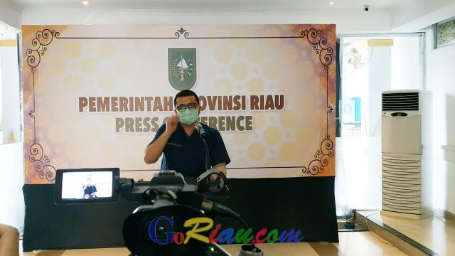 Maksimalkan 3T, Testing Spesimen di Laboratorium Biomolekuler RSUD Arifin Achmad Tertinggi di Indonesia