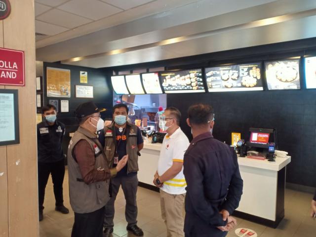 Penutupan Gerai McDonalds Berlangsung Selama 3 Hari