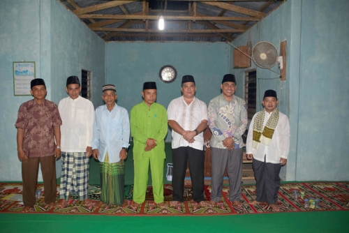 Rangkaian Safari Ramadan Pemkab Inhu Diwakili Kadishubkominfo