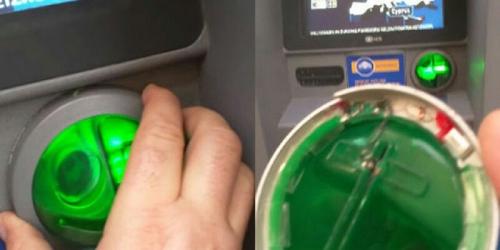 Waspadalah Bila Temukan Benda Ini di Mesin ATM