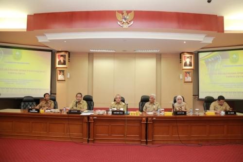 Dibayangi Rasionalisasi, OPD Pemprov Riau Harus Selektif Jalankan Program Prioritas