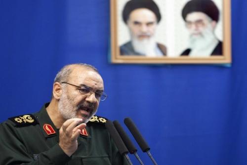 Komandan Iran Sebut Pasukan Islam Internasional Sudah Berkumpul Dekat Golan, Bersiap Hancurkan Israel