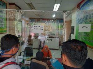 Masyarakat Kuansing Bisa Cetak Akte dan KK Sendiri, Berikut Caranya