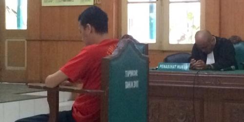 Kasus Pencemaran Nama Baik Lewat Facebook, Ketua KNPI Sumut Divonis 14 Bulan Penjara