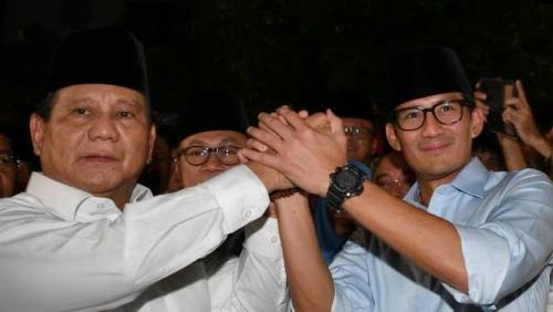 Ketua Garda 212 Sebut Prabowo Pilih Sandiaga karena Tak Ingin Mengadu Ulama