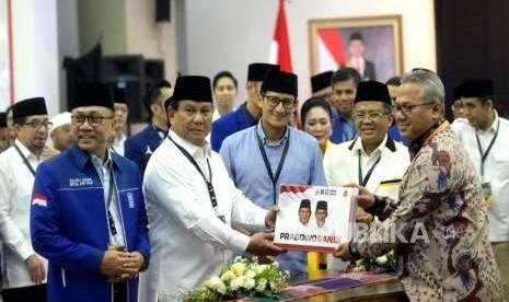 Hasil Survei Internal Partai Demokrat, 62 Persen Masyarakat Dukung Prabowo