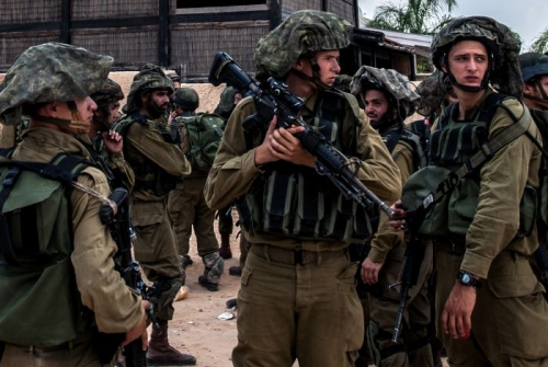 Tentara Israel Tembak Mati 4 Warga Palestina