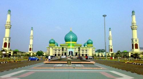 Ini Sejarah Berdirinya Mesjid Agung An Nur Pekanbaru nan Megah