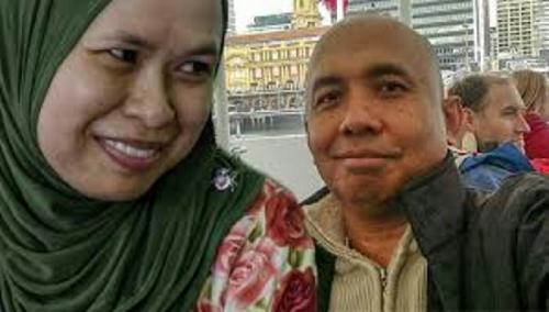 2 Hari Sebelum Pesawat MH370 Hilang, Pilot Kapten Zaharie Berkirim Pesan Pribadi dengan Wanita Ini