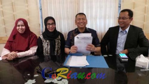 Nama Kadis Disebut-sebut, Kapitra Ampera Siap Beberkan Pihak yang Diduga Terlibat Korupsi Dispenda Riau