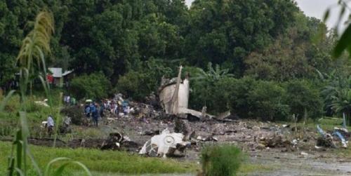Pesawat Jatuh ke Sungai, 19 Oang Tewas, Termasuk 3 Anak-anak