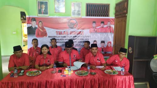 PDI Perjuangan Buka Pendaftaran Bakal Calon Bupati dan Wakil Bupati Kepulauan Meranti 2020