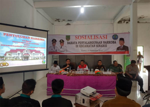 Cegah Pakai Narkoba, Polisi Kumpulkan Pelajar SD dan SMP