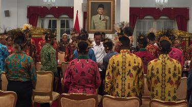 Jokowi Janji Bangun Istana Presiden di Papua Tahun Depan
