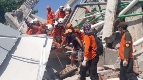 Para Relawan BPBD Dikabarkan Diusir Kepala Bappeda Sulteng, Begini Penjelasan Sutopo