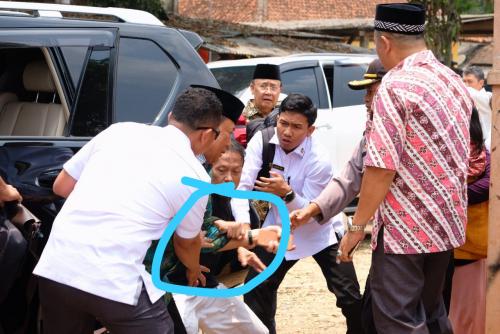 Kata Wapres JK, Wiranto Menteri Pertama di Indonesia yang Kena Tikam
