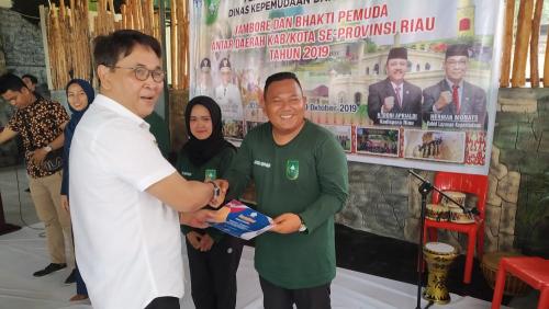 Pemuda Asal Kepulauan Meranti Ini Wakili Riau Ikuti JPI di Sulawesi Utara