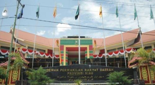 Malam Ini, DPRD Riau Paripurna AKD Periode 2019-2024