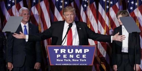 Begini Keresahan Indonesia Saat Donald Trump Menang Pilpres AS