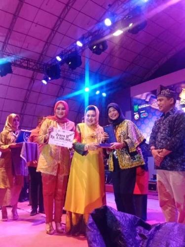 SKK Migas Raih Juara II Stan Terbaik Riau Expo 2018