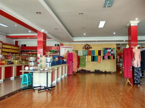 Silungkang Art Center, Pusat Oleh-oleh Terlengkap di Pekanbaru