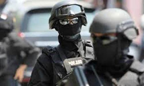 Densus 88 Dikabarkan Tangkap Terduga Teroris di Kampar