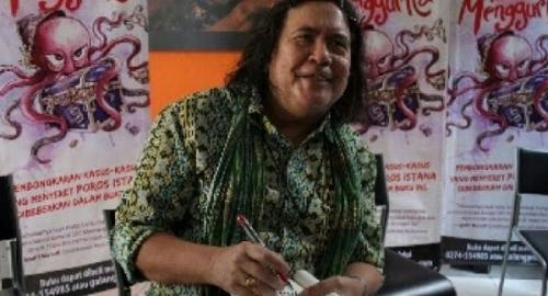 Penulis Buku Gurita Cikeas Meninggal Dunia
