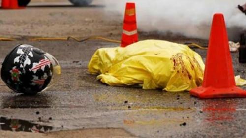 Kronologi Kecelakaan di Jalan Hangtuah Hingga Menyebabkan Ferdi Meninggal Dunia Dilindas Truk Fuso