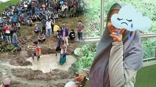 Kenalan di Facebook, Kemudian Janji Bertemu, Gadis Remaja Diperkosa, Dibunuh dan Dikubur di Kebun Sawit