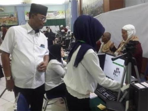 Bupati Rohil Pantau Langsung Inovasi Pengembangan Manajemen Haji di Batam
